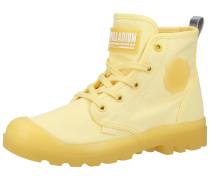 Stiefelette gelb