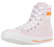 Sneaker orange / altrosa / weiß