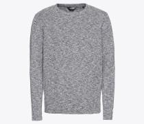 Pullover 'Knit - Langston' grau