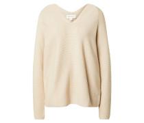Pullover 'faarina' beige