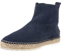 Klassische Stiefeletten 'espadrille Ankle Boot Suede'