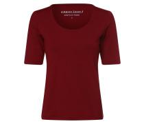 T-Shirt blutrot
