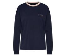Shirt nachtblau