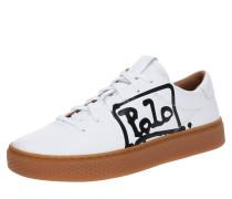 Leder-Sneaker 'court 125'
