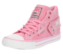 Sneaker 'roco' pink / weiß