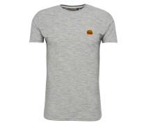 T-Shirt 'bur' grau