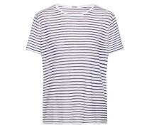 Shirts 'anisia' navy / weiß