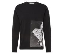 Shirt 'graphic Side Flag LS REG Tee'