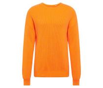 Pullover 'spencer' orange