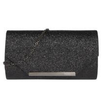 Clutch 'envelope Fold' schwarz