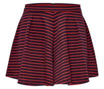 Shorts nachtblau / rot