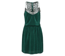Kleid im Camisole-Stil dunkelgrün