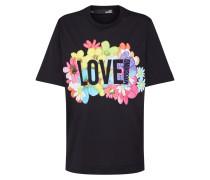 Shirt 'Maglietta' schwarz