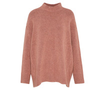 Oversized Pullover 'fern' rosa