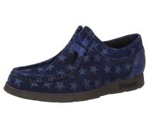 Mokassin 'Grash' blau / navy