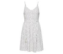 Kleid 'Amelie' schwarz / weiß