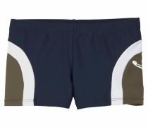 Boxer-Badehose navy