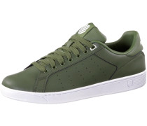 'Clean Court' Sneaker khaki