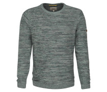 Pullover pastellgrün / dunkelgrün