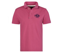 Polo 'Nacra Multihull' pink / dunkelblau