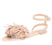 Sandale 'Nyla' puder