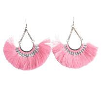 Ohrringe rosa / silber