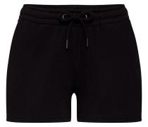 Shorts 'Heavy Pique' schwarz