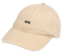 Cap 'Low profile cap' beige