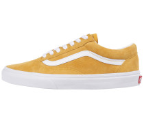 Sneaker 'Old Skool' gelb / weiß