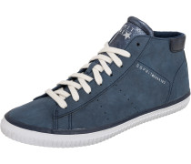Riata Bootie Sneakers High navy