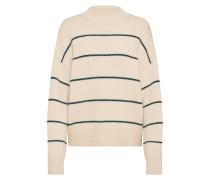 Pullover 'Katara' beige / grün