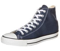 High Sneaker marine / weiß