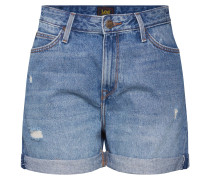 Jeans Short blue denim