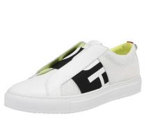 Sneaker 'Futurism' schwarz / offwhite