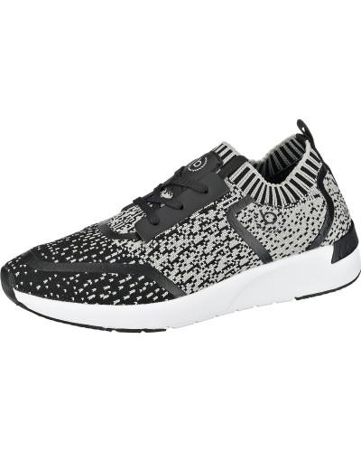 Bugatti Damen Sneaker grau / schwarz / weiß Verkauf Größten Lieferanten Online Gehen Billige Eastbay Original- Rabatt-Angebote YXB0Q