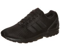 ZX Flux Sneaker schwarz