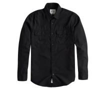 Hemd 'LS Twill Overshirt Solid 1Cc'