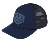 Cap 'Terry Shield Trucker' blau
