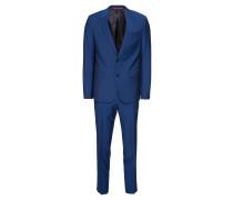Anzug 'Astian/Hets184 10178011 01' blau