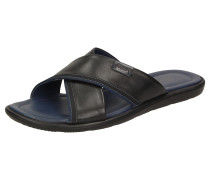 Sandale 'Milito-702' dunkelblau / schwarz