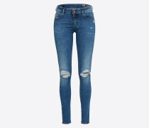 Jeans 'slandy-Low' 084Uf blue denim