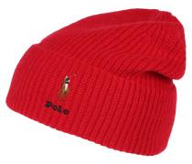 Mütze 'card Hat-Hat' rot