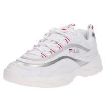 Sneaker 'Ray Low Wmn' silber / weiß