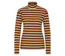 Longsleeve 'High neck long sleeve striped tee' mischfarben