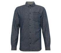 Hemd 'Bloomfield long sleeved shirt' navy