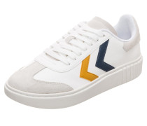 'Aarhus Classic' Low Sneaker weiß