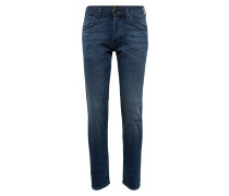 Straight Leg Jeans 'Daren' blue denim