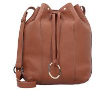 Bucket-Bag 'Pebble' karamell