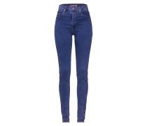 'mile High' Jeans blue denim