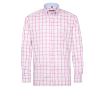 Langarm Hemd Modern FIT pink